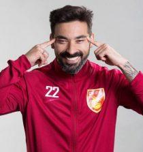 Ezequiel Lavezzi Football Player