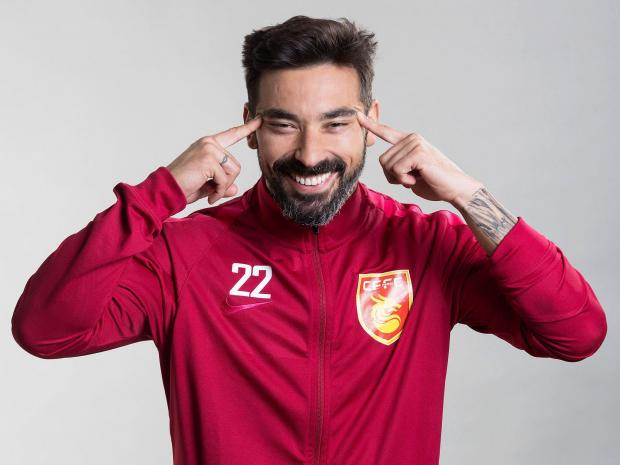 Ezequiel Lavezzi Argentine Football Player
