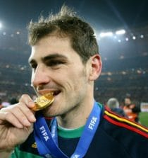 Casillas  Soccer Player