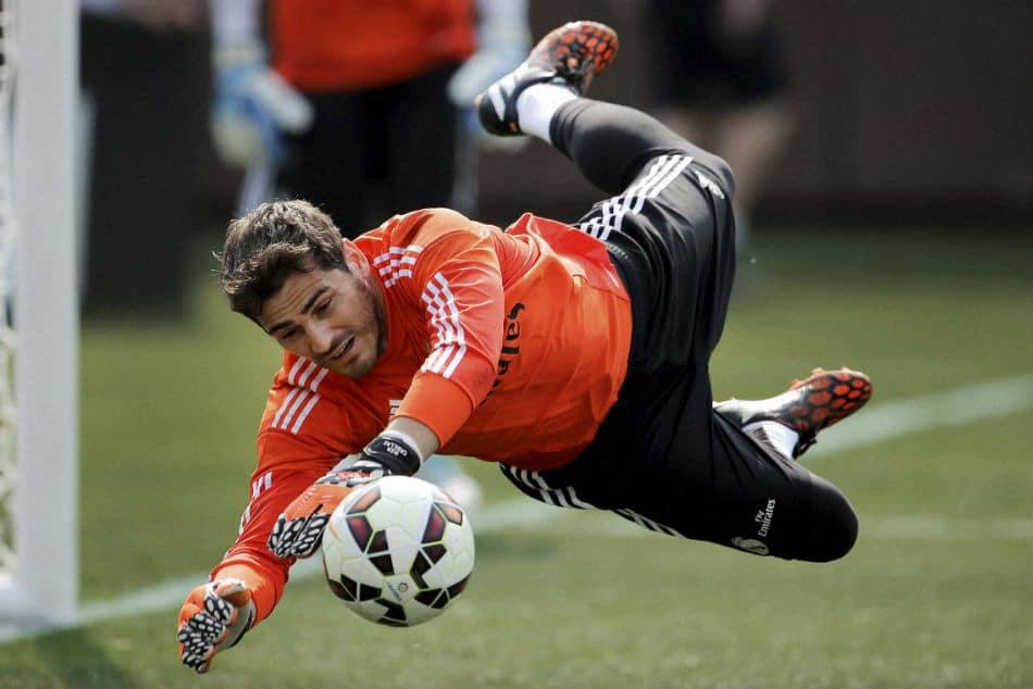 Iker Casillas 8