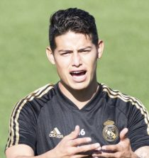 James Rodriguez James Rodriguez Sports Persons (Football Player)