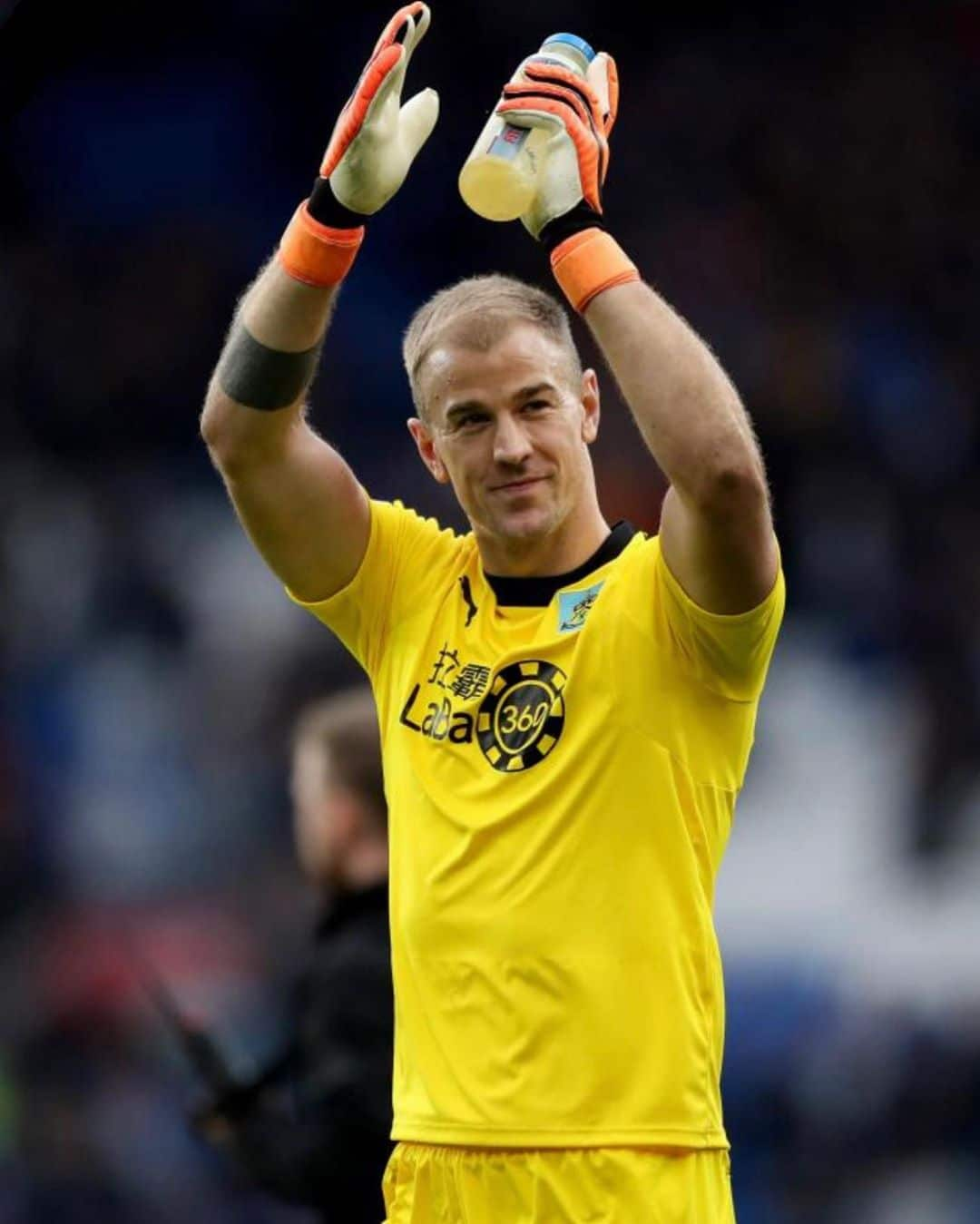 Joe Hart British Sports Persons (Football Player)