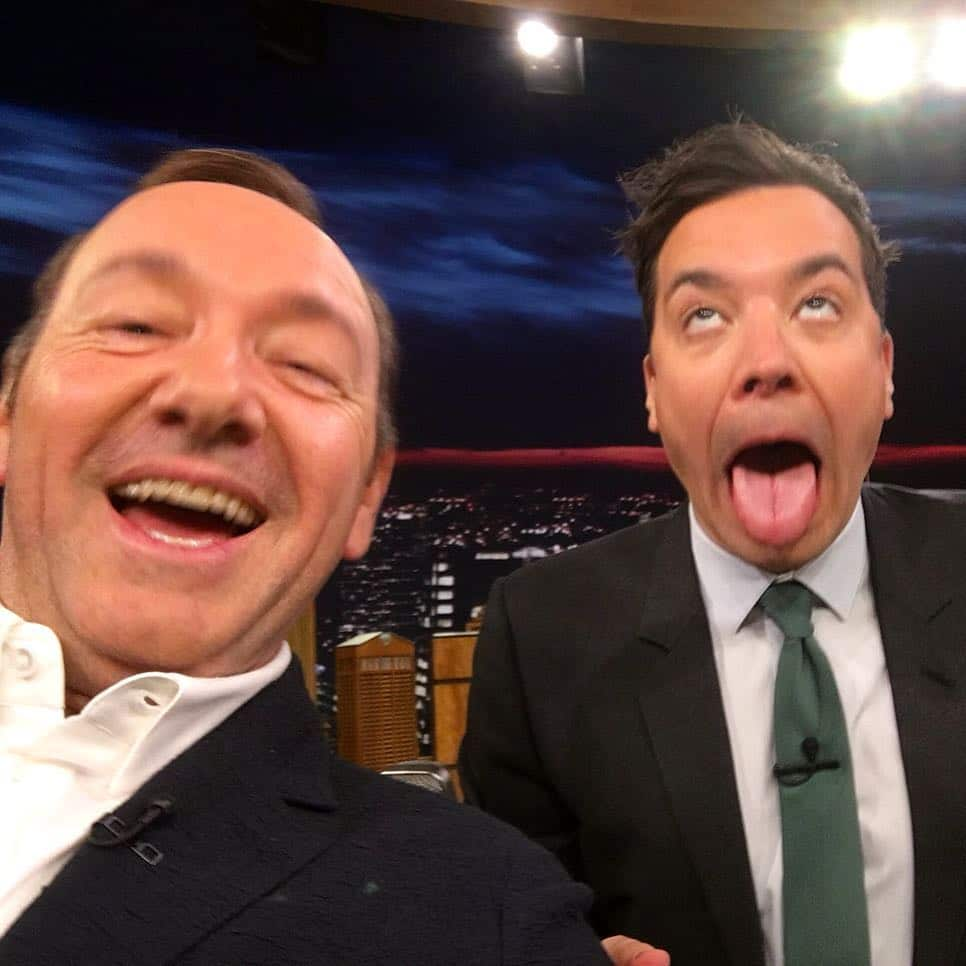 Kevin Spacey Jimmy fallon