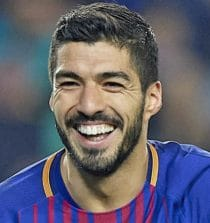 Luis Suárez  Professional Football Player