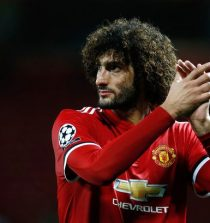 Marouane Fellaini Sports Persons (Football Player)