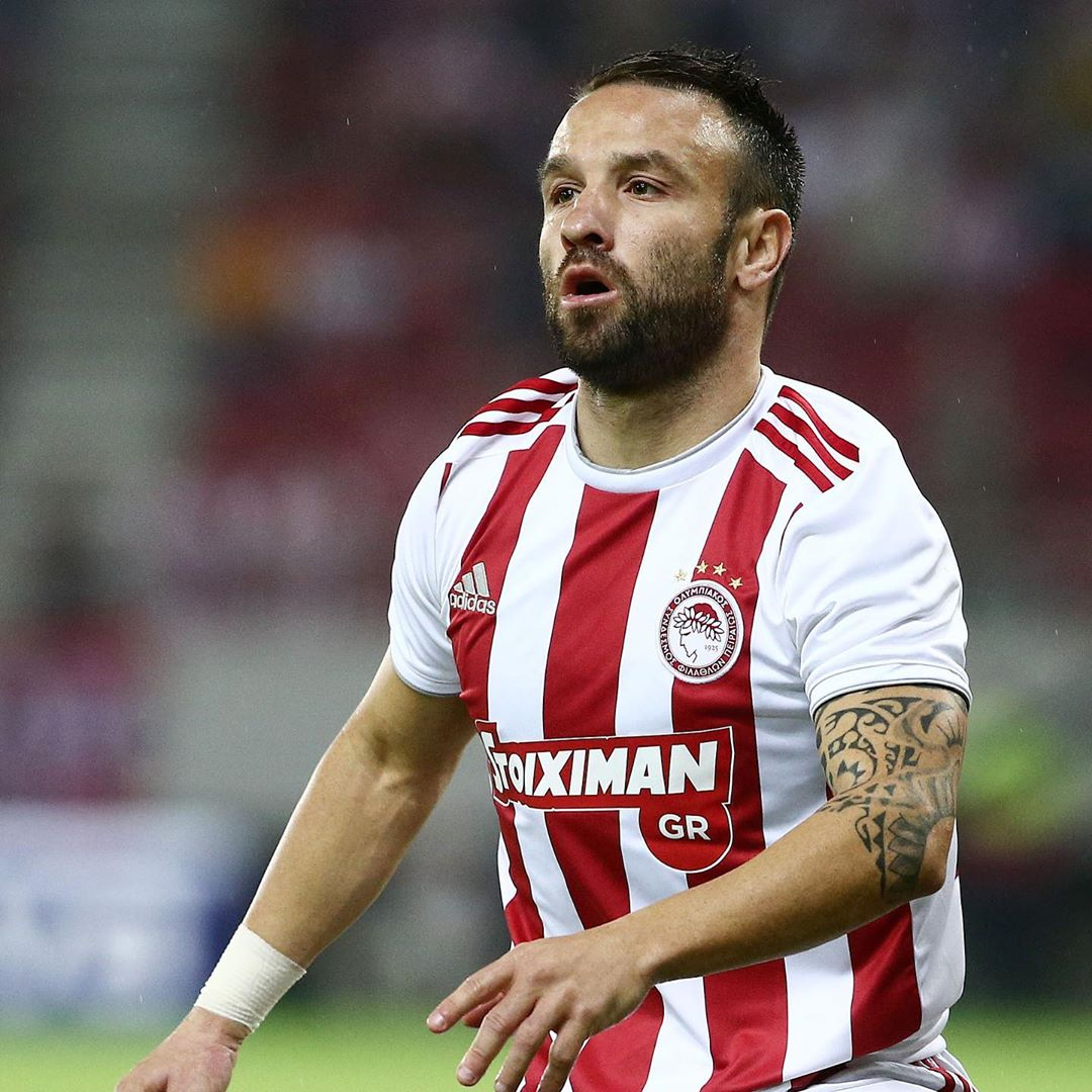 Mathieu Valbuena French Sports Persons (Football Player)