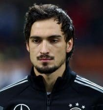 Mats Julian Hummels Soccer Player