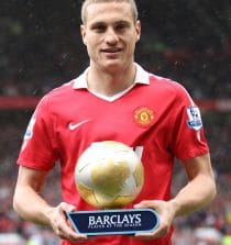 Nemanja Vidic Sports Persons (Football Player)