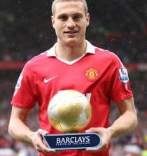Nemanja Vidic Sports Persons (Football Player)