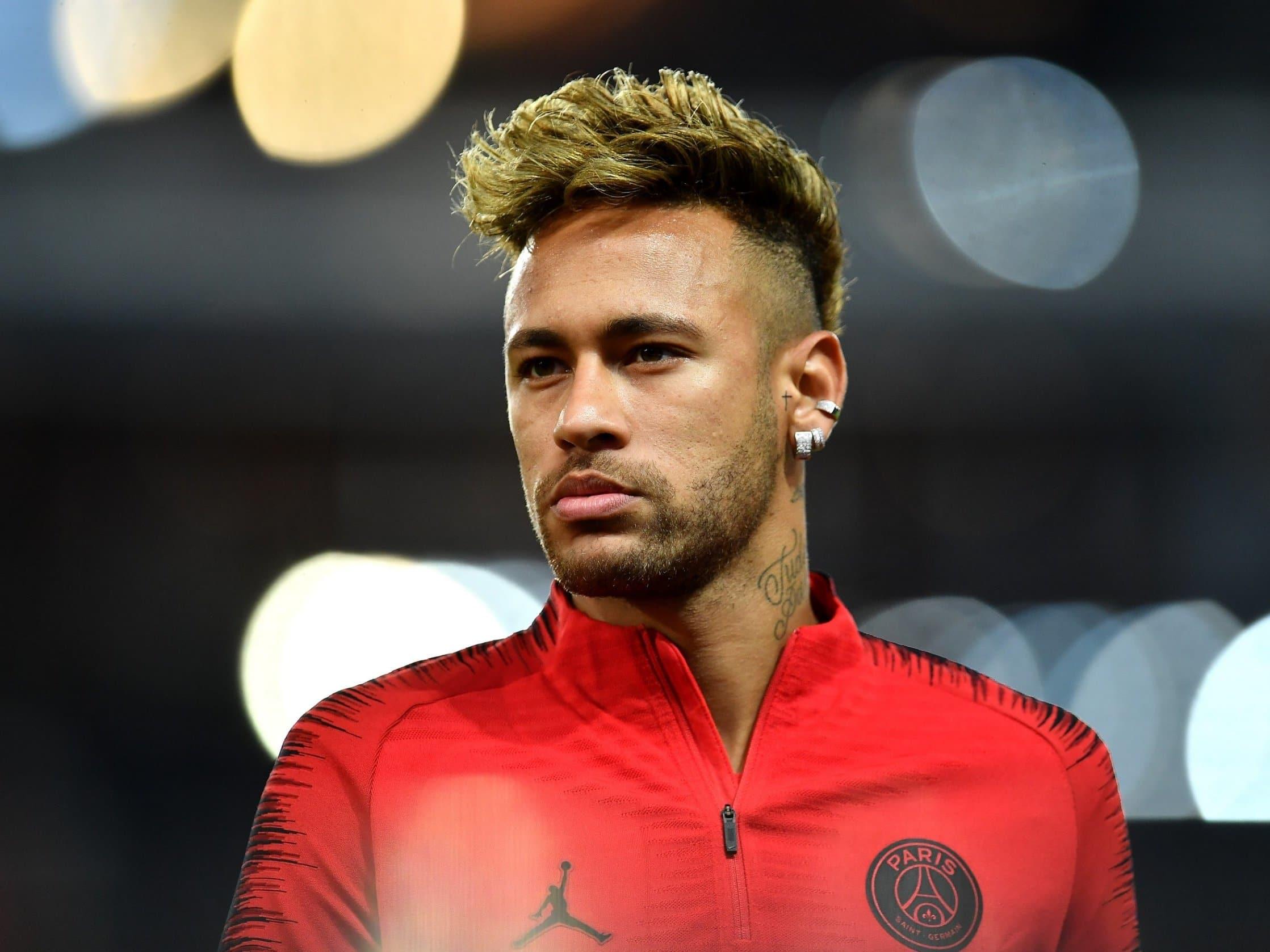 Neymar  Brazilian Professional Soccer Player