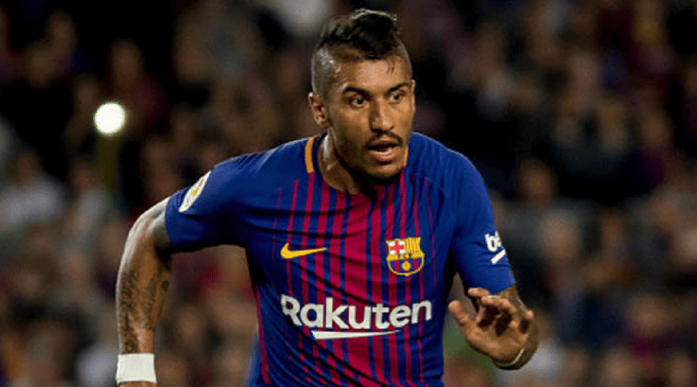 Paulinho Football Player