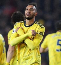 Pierre Emerick Aubameyang Football Player