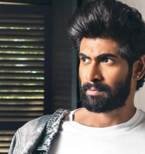 Rana Daggubati Actor, Producer