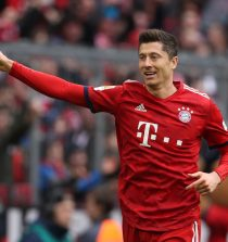 Robert Lewandowski Sports Persons (Football Player)