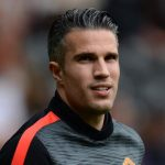 Robin van Persie Dutch Soccer Player