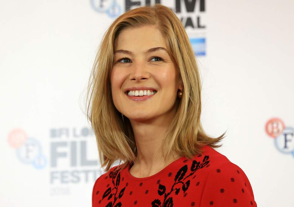 Rosamund Pike British Actress