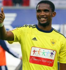Samuel Etoo Sports Persons (Football Player)