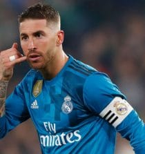 Sergio Ramos Football Player