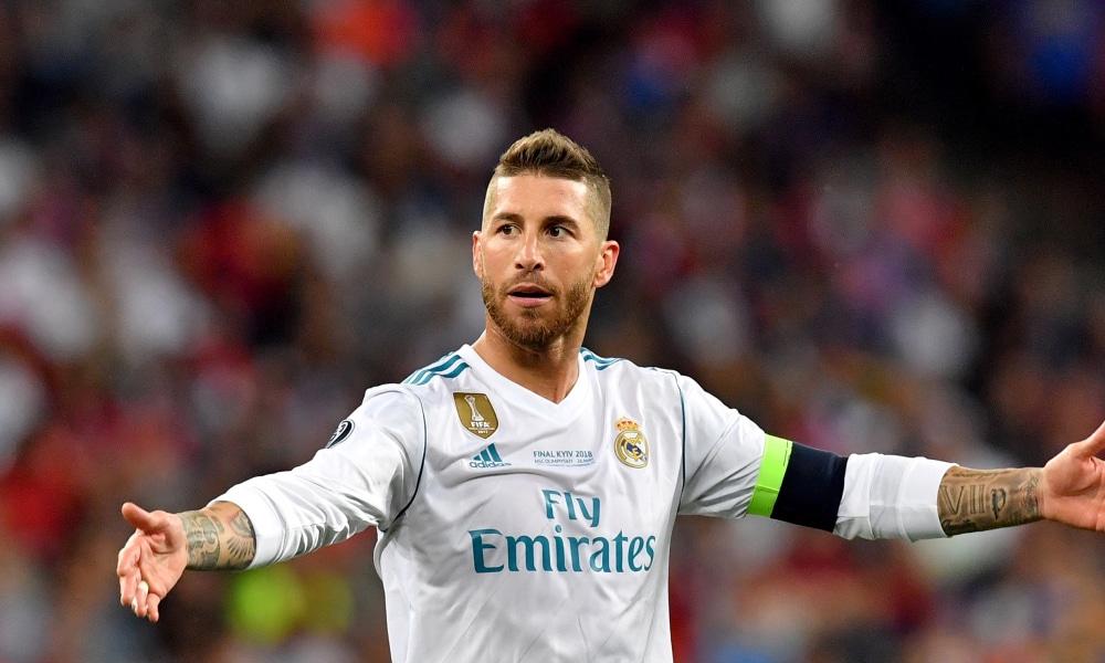 Sergio Ramos 7
