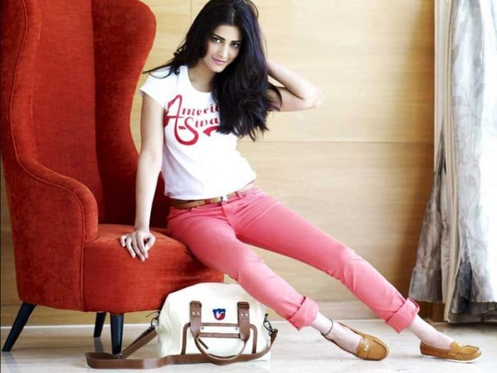 Shruti Haasan photoshot