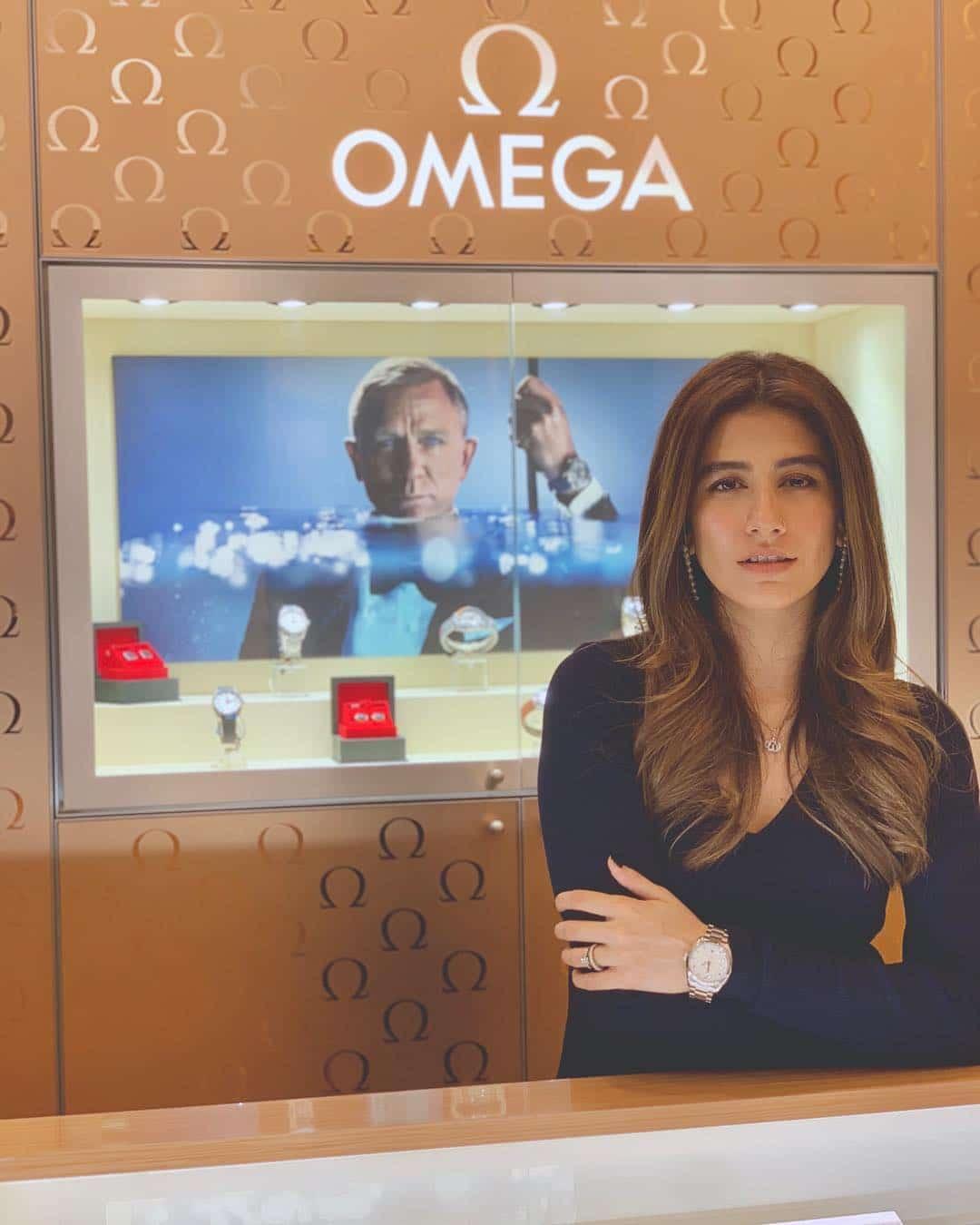 Syra Shehroz sairoz at omega