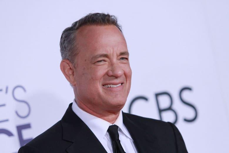 Tom Hanks height