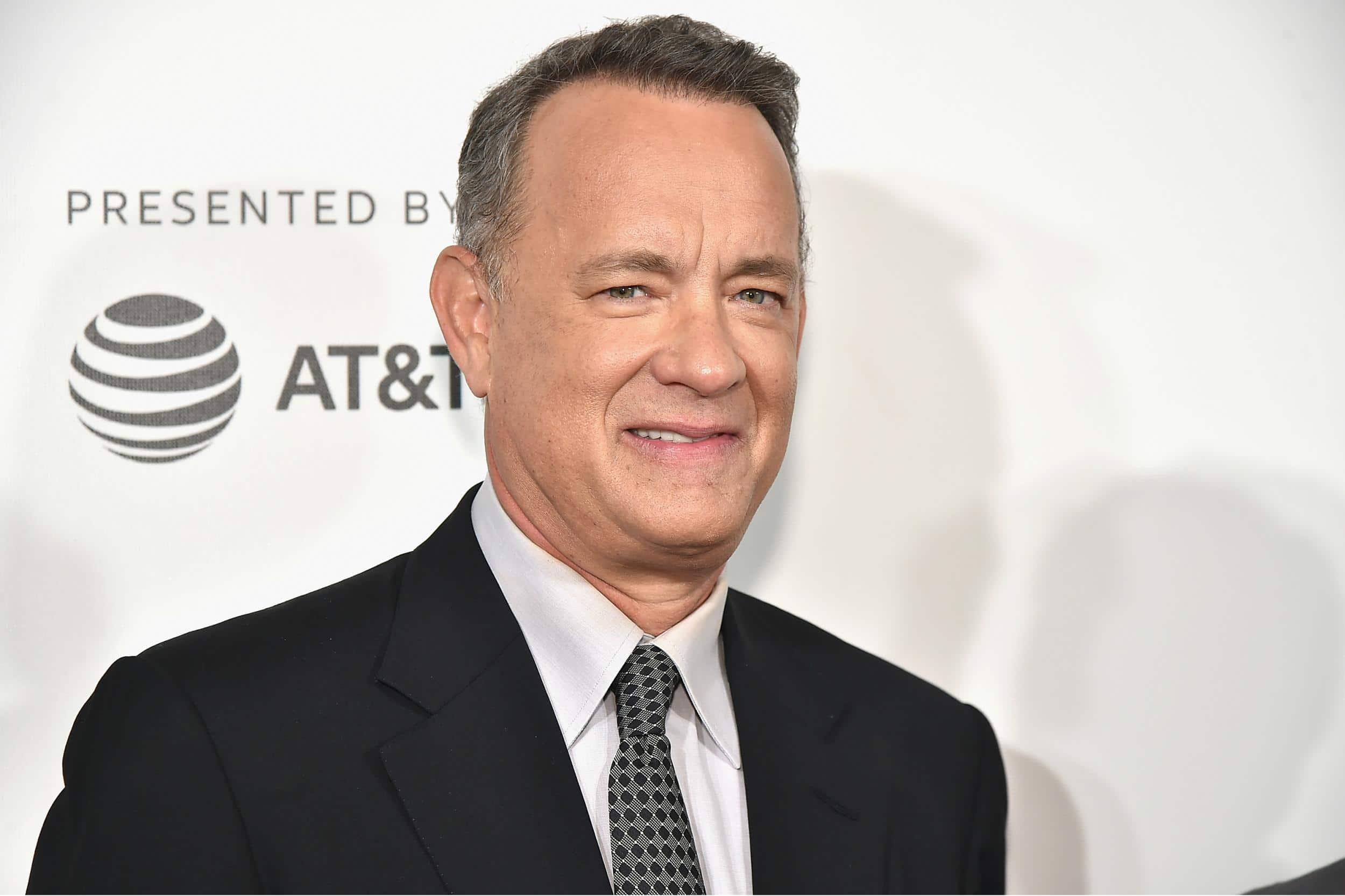 Tom Hanks weight