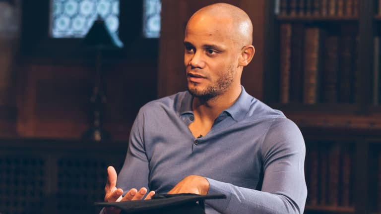 Vincent Kompany Belgian Professional football Player