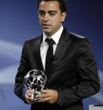 Xavi Professional Soccer Player
