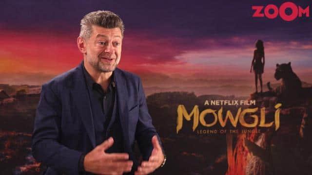 andy serkis mowgli director