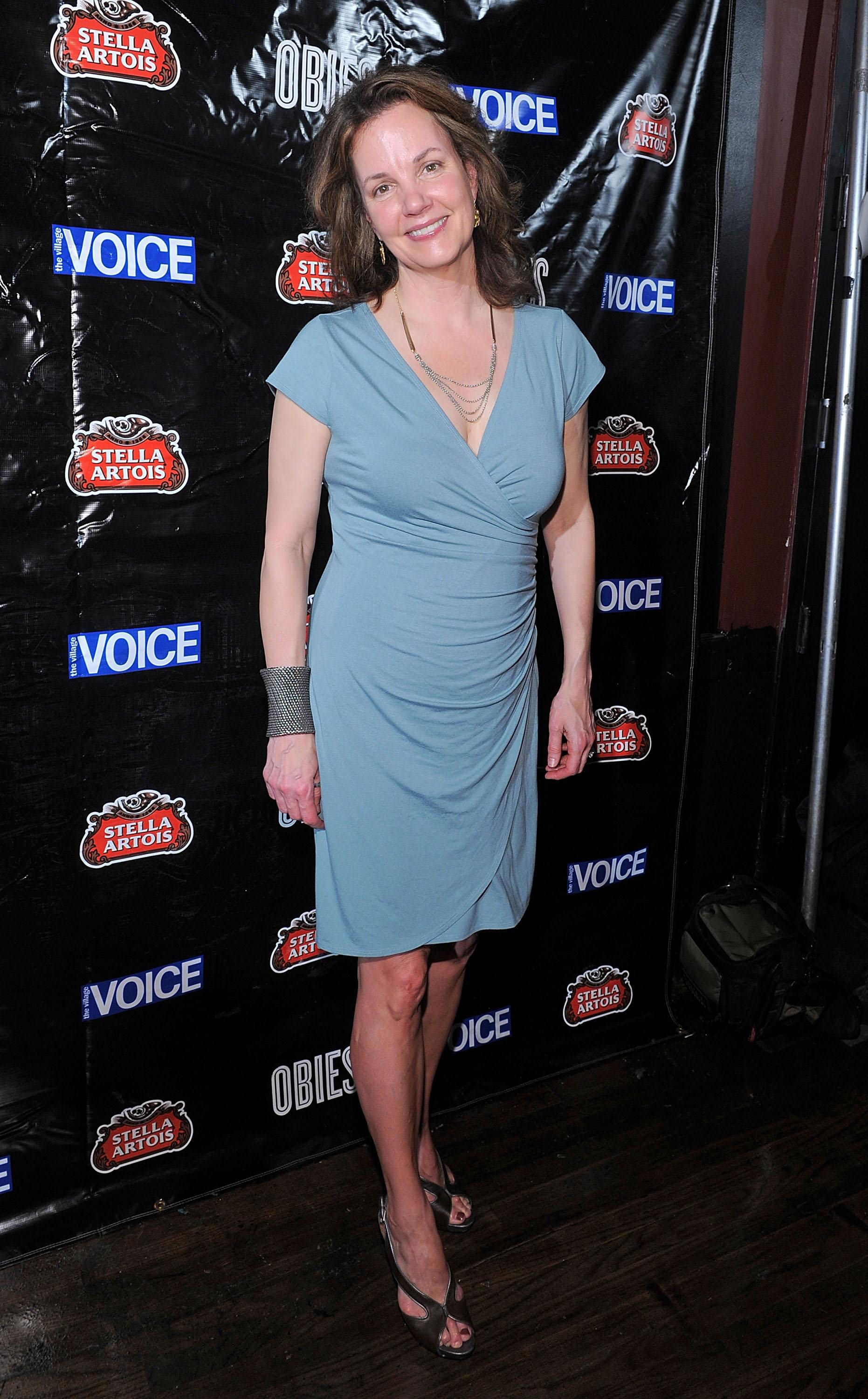 picture Margaret colin prince of broadway premiere in new york