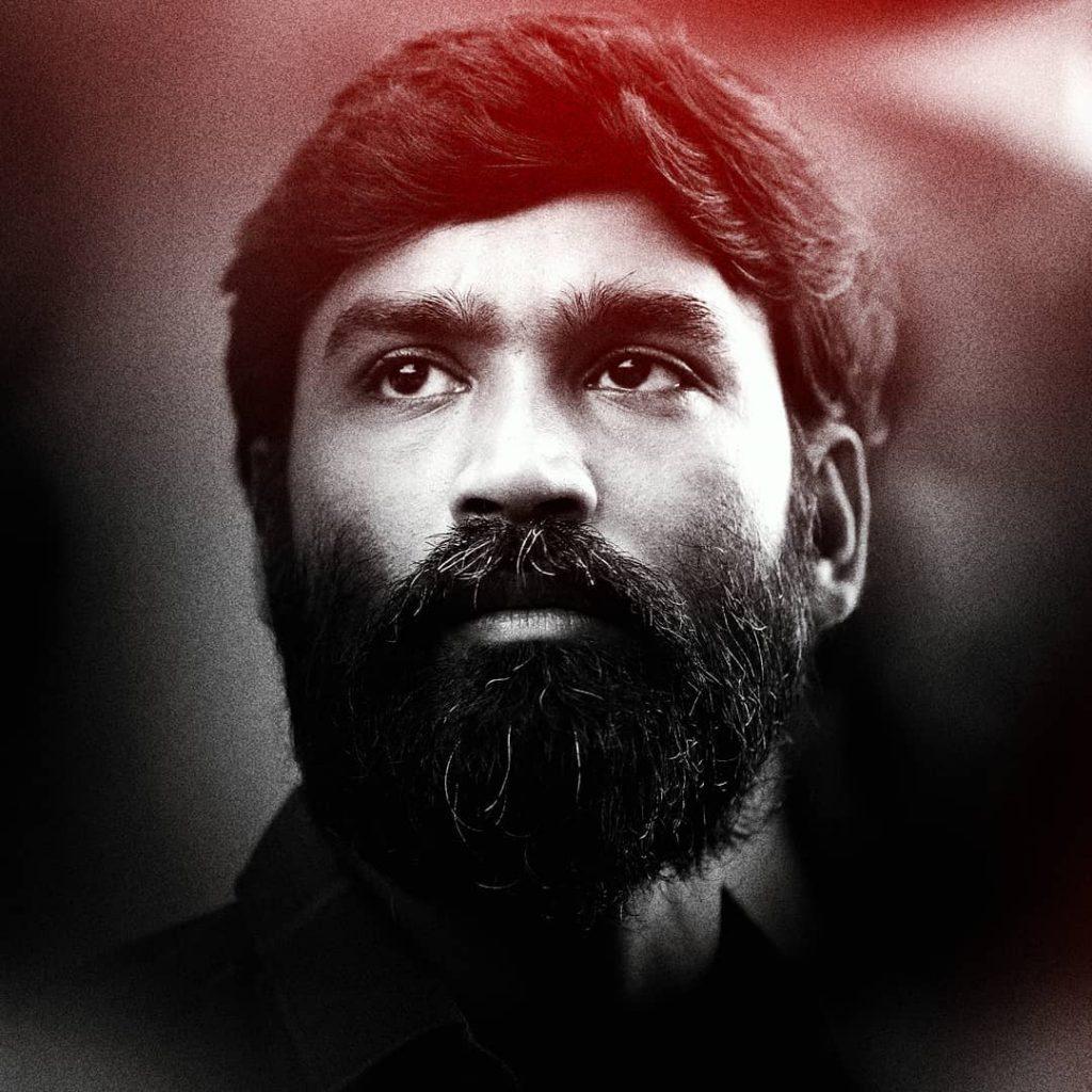 dhanush thik beard 1024x1024