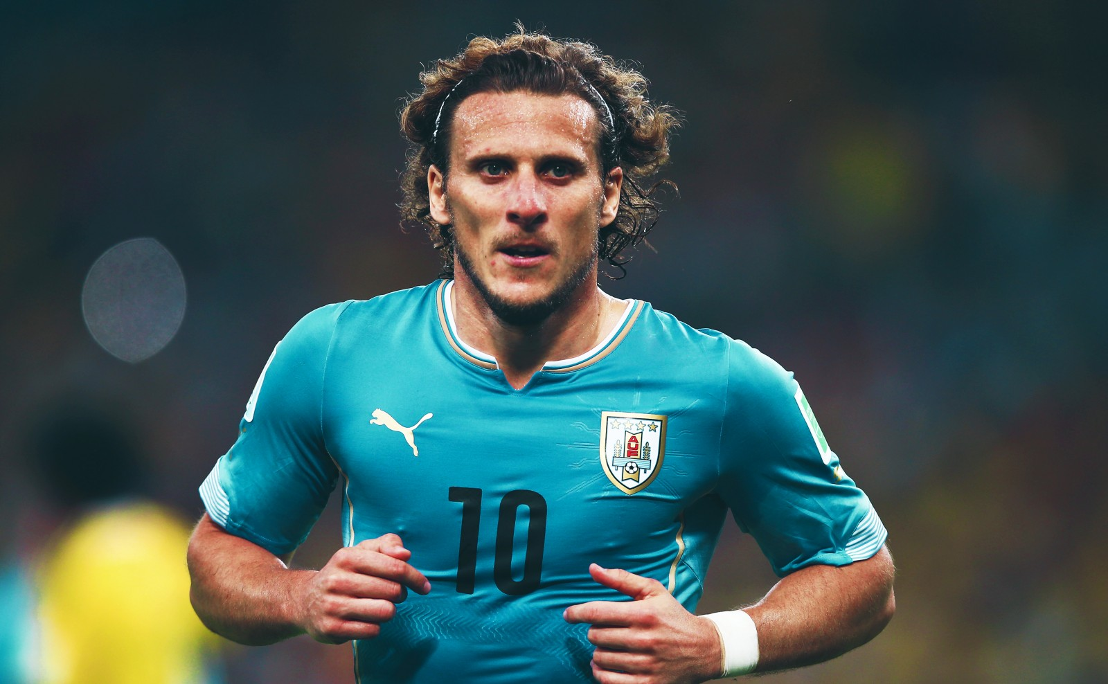Diego Forlan Football Player