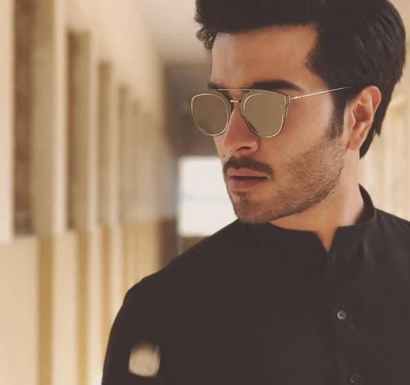 Feroze Khan Pakistani Actor, Model and VJ