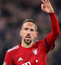 Franck Ribery Professional soccer Player