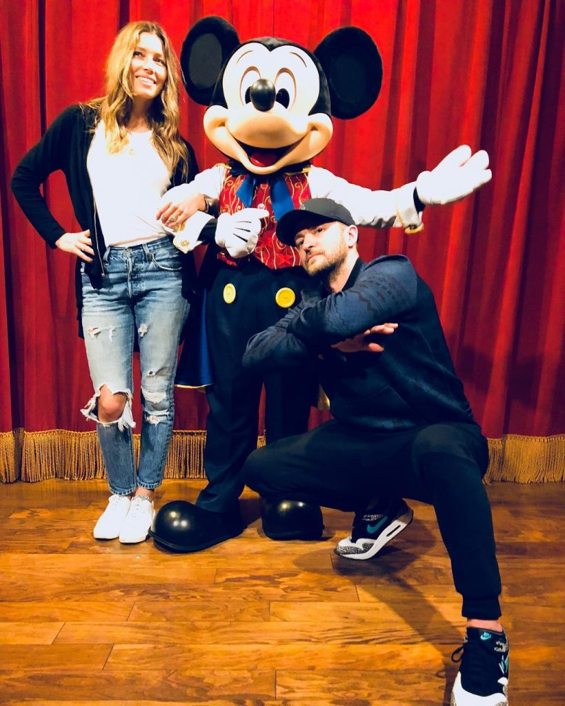 justin timberlake with mickey mouse 819x1024