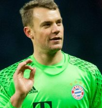 Manuel Peter Neuer Soccer Football player