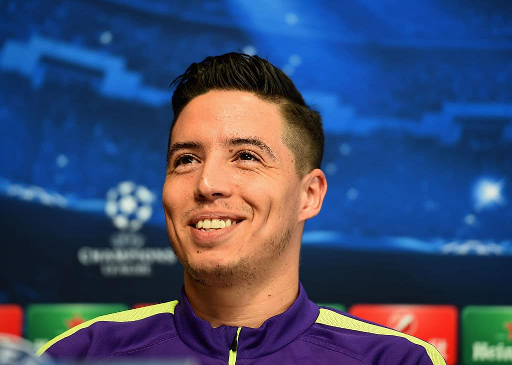 Samir Nasri Football Player
