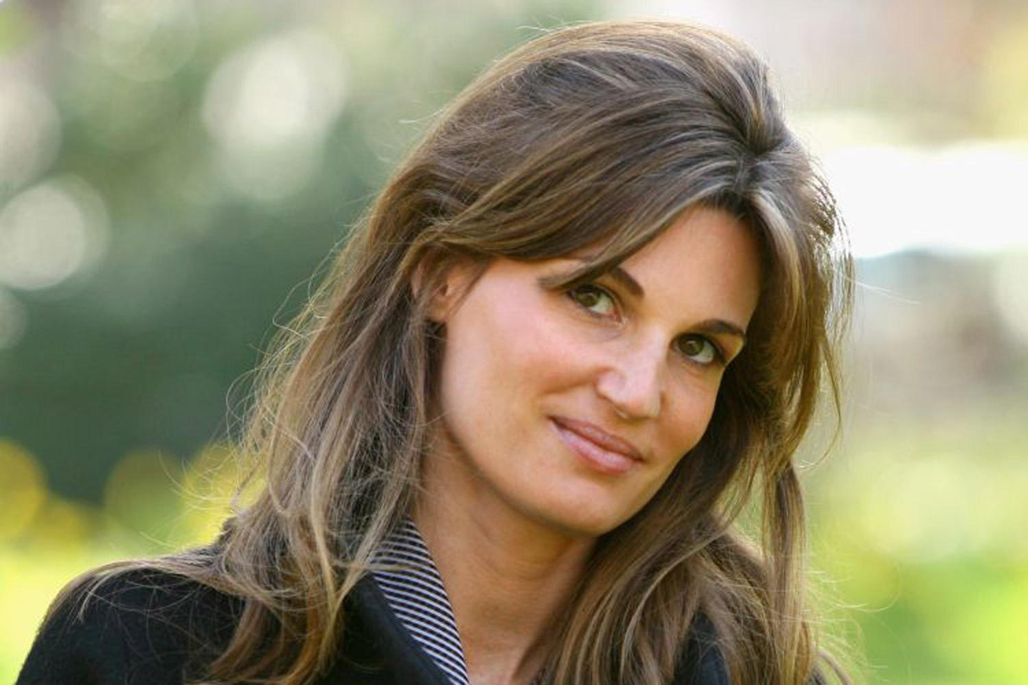 Jemima Goldsmith British Pakistani Producer, journalist, campaigner