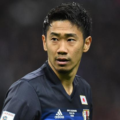Shinji Kagawa Football Player