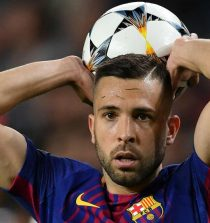Jordi Alba Football Player