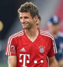 Thomas Muller Soccer Player