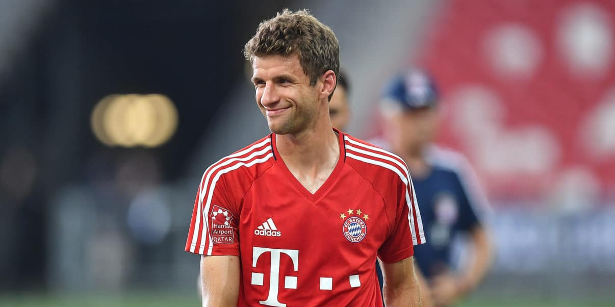 Thomas Muller Germany Soccer Player