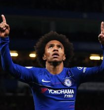 Willian Professional Soccer Player