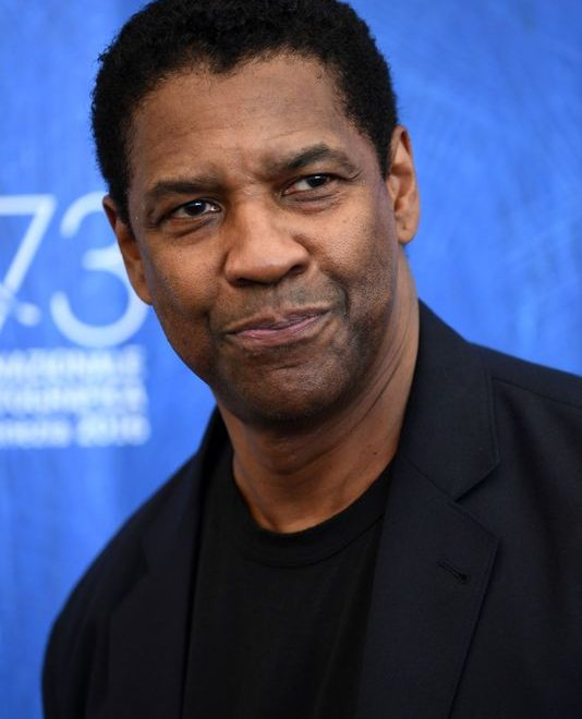 Denzel Washington 534x660