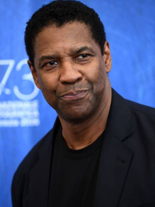 Denzel Washington American Actor, Director, Producer