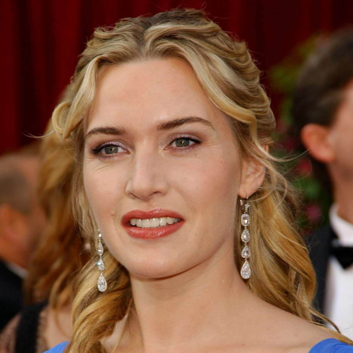 Kate Winslet British Actress