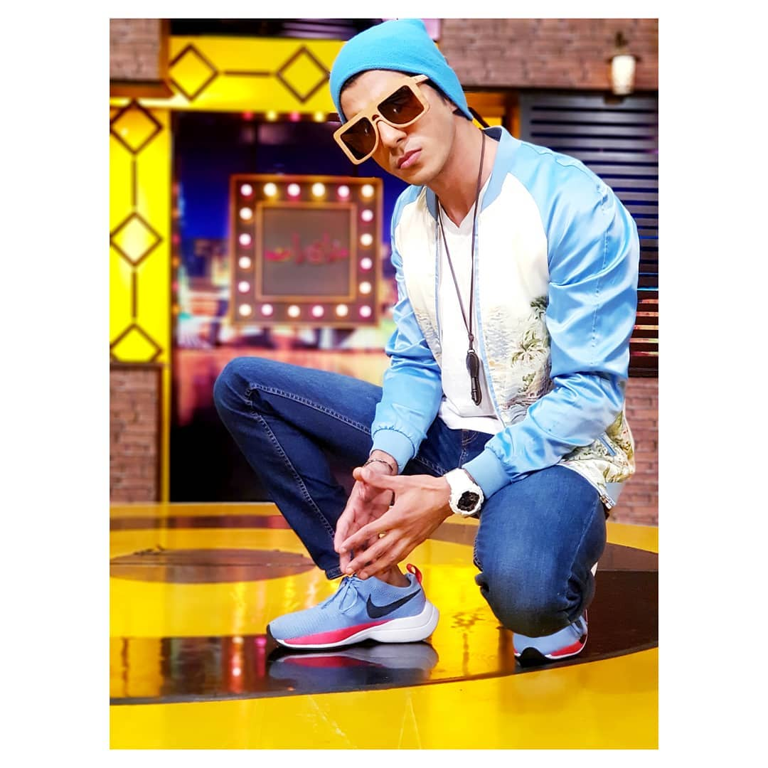 Mohsin Abbas Haider dj boy