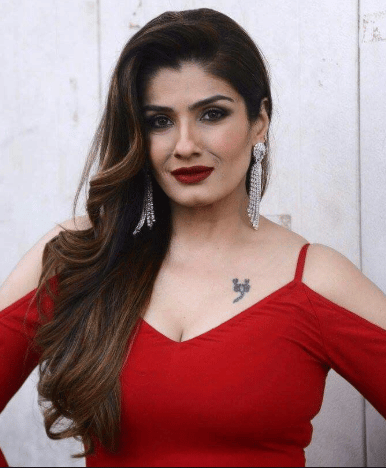 Raveena Tandon Indian Actress, Producer, Model