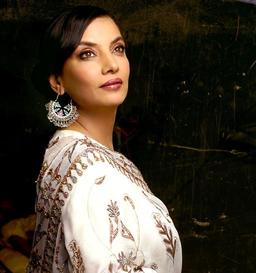 Shabana Azmi Indian Actress, TV Actress, Theatre Actress, Social Worker